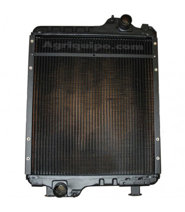 Radiador agua New Holland TM140-155 (MXM140-155)