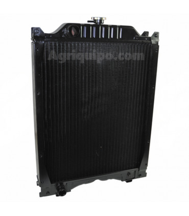 Radiador agua Fiat F100, F110, F115, F120, F130, 115-90