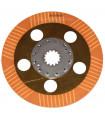 Disco De Freno 4.9mm John Deere S.6000-10-20-30