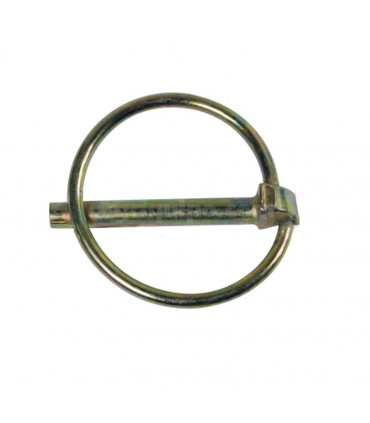 Pasador de anilla 6 mm