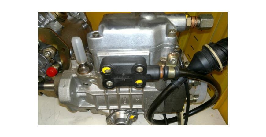 Cuáles son las partes del sistema de alimentación del tractor