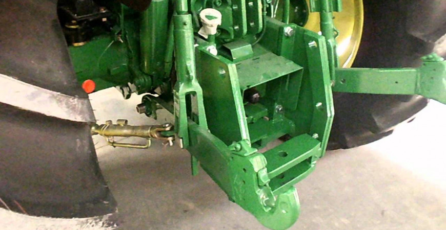 Tipos de Enganches para Tractores