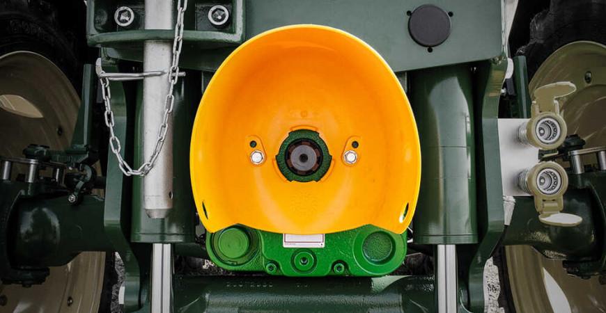 Cómo funciona la TDF (toma de fuerza) de un tractor